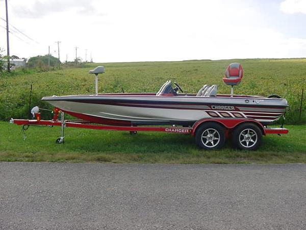 2016 Charger Boats 396tf