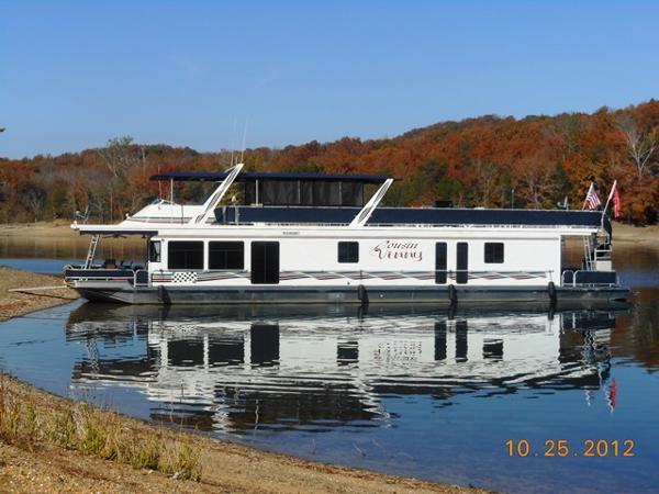 1999 18 x 85 Sumerset Houseboat