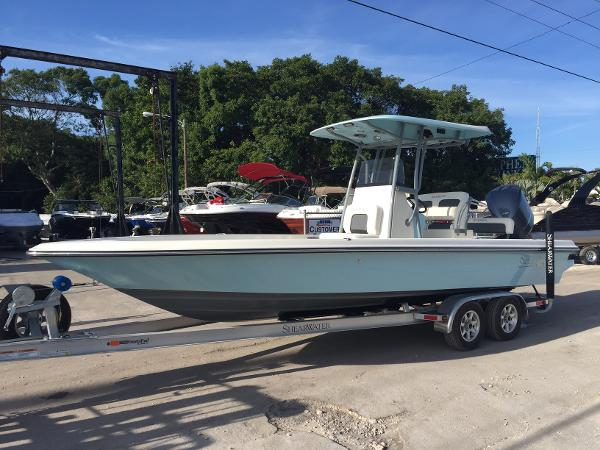2015 ShearWater 25LTZ Limted Edition