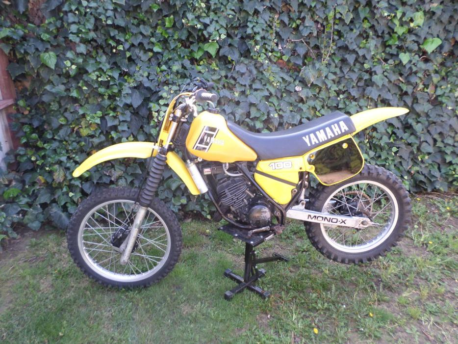 1983 yamaha yz 100 vehicles for sale for 1979 yamaha yz80 for sale