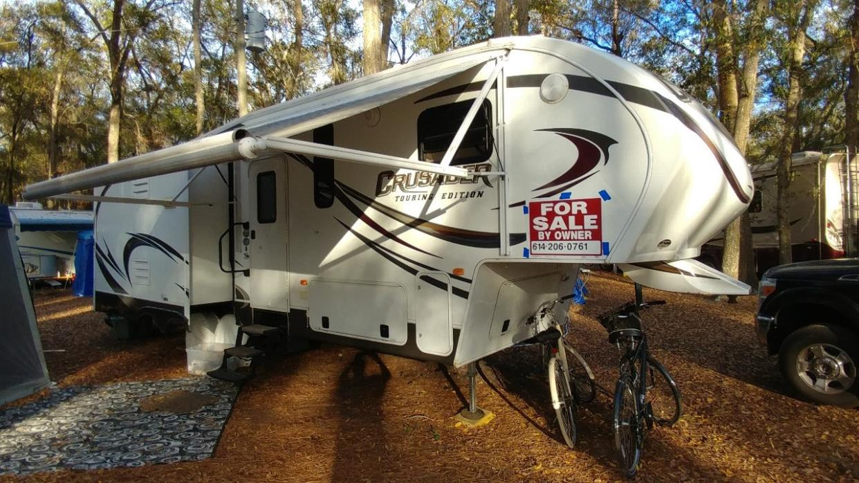 2013 Prime Time CRUSADER 295RST