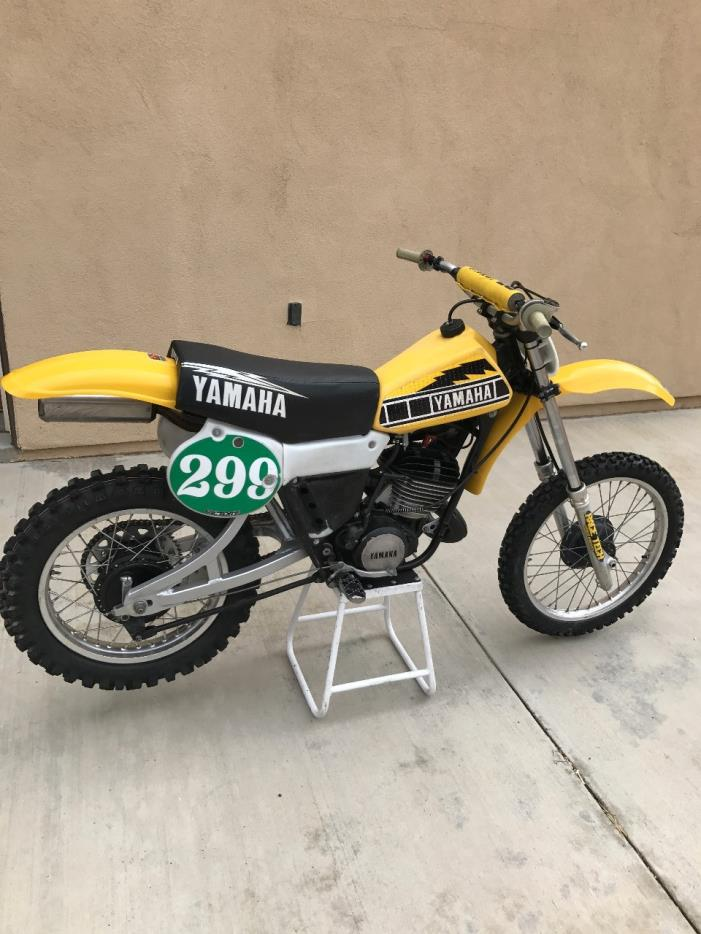 1979 Yamaha Yz 400 Motorcycles For Sale