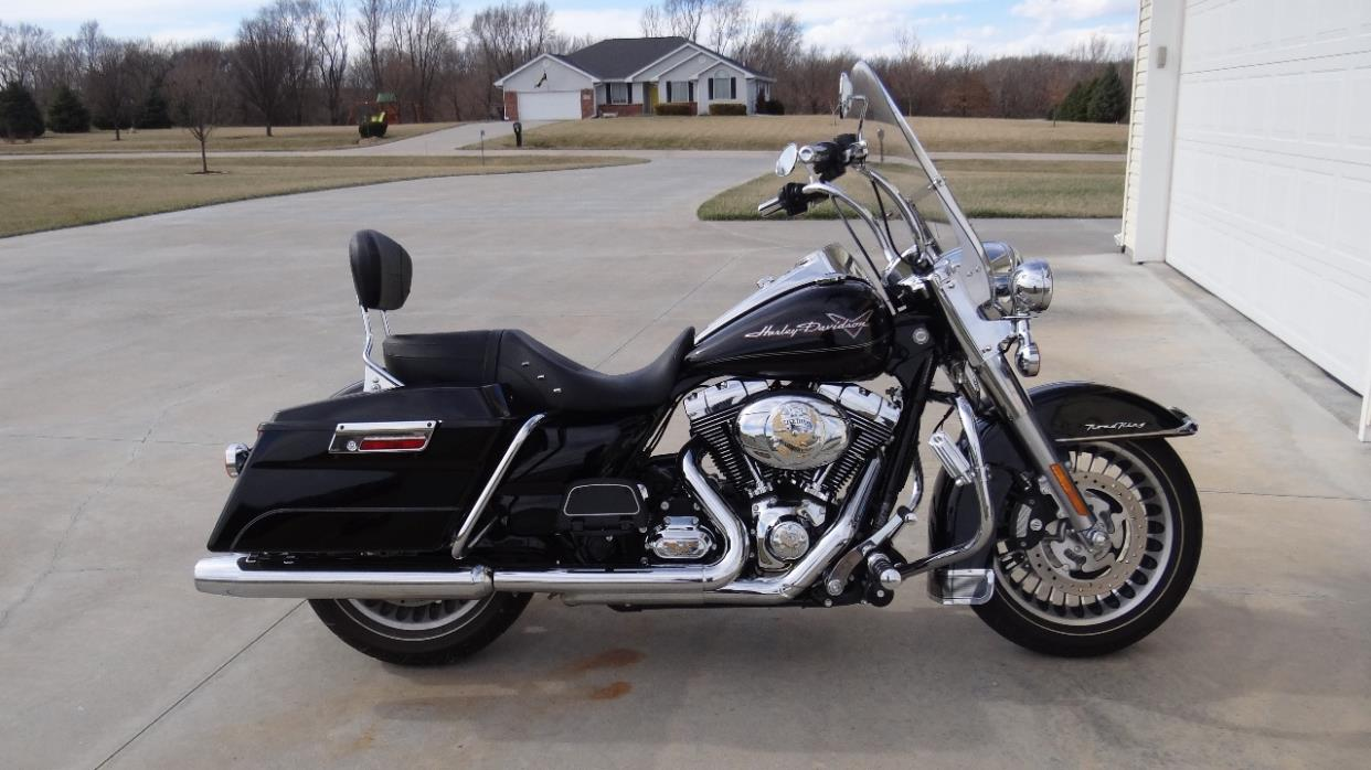 harley road king custom motorcycles for sale in iowa. Black Bedroom Furniture Sets. Home Design Ideas