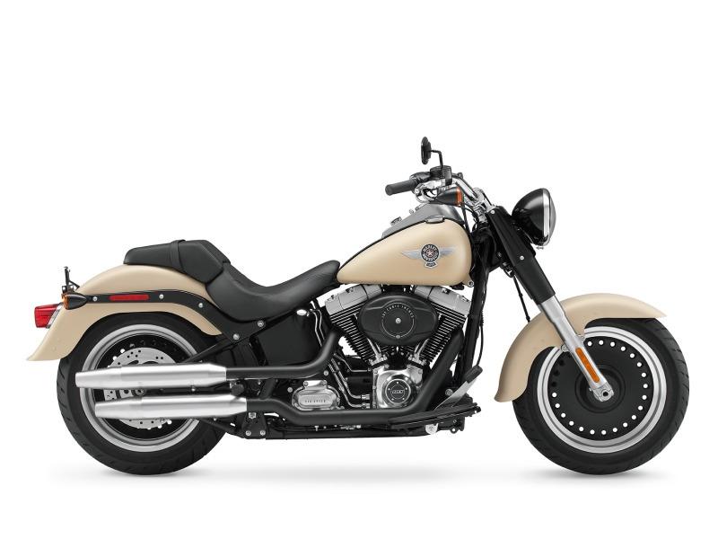 2014 Harley-Davidson FLSTFB - Softail Fat Boy Lo