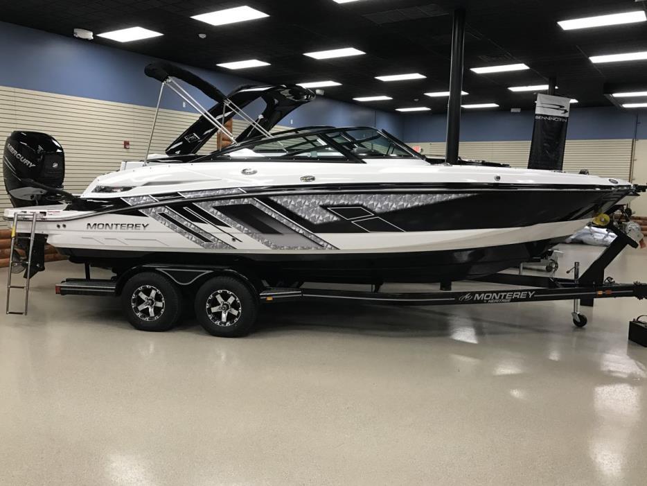 2017 Monterey M45