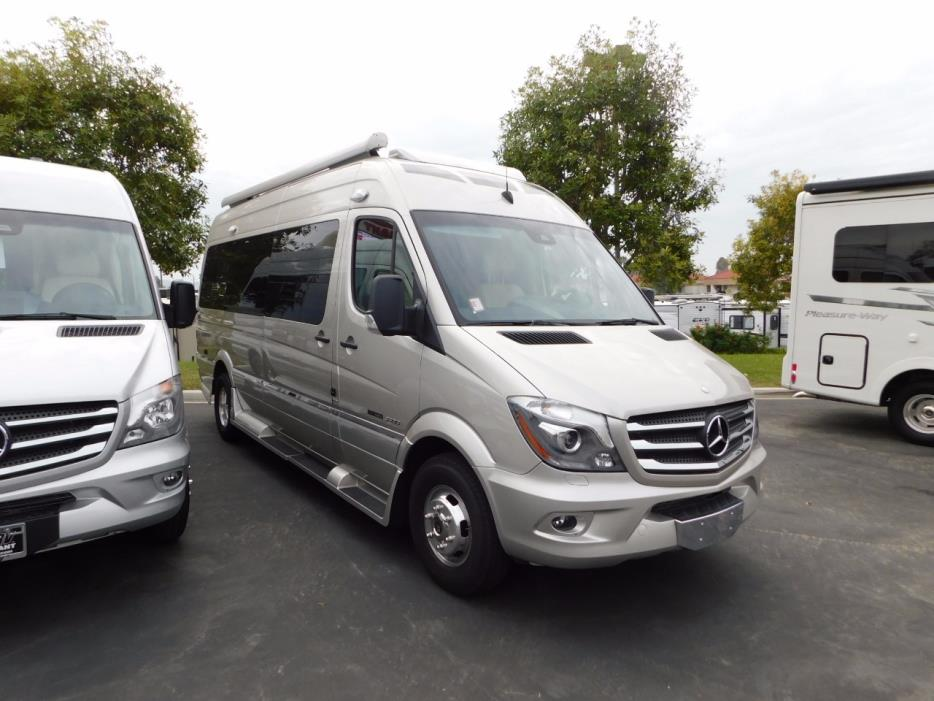 2015 Roadtrek MERCEDES SPRINTER ADVENTUROUS RS