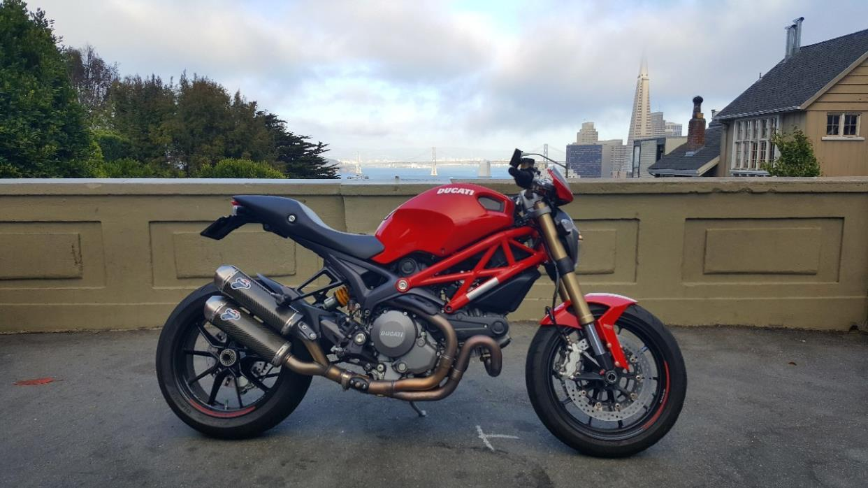 Ducati Monster Tire Pressure