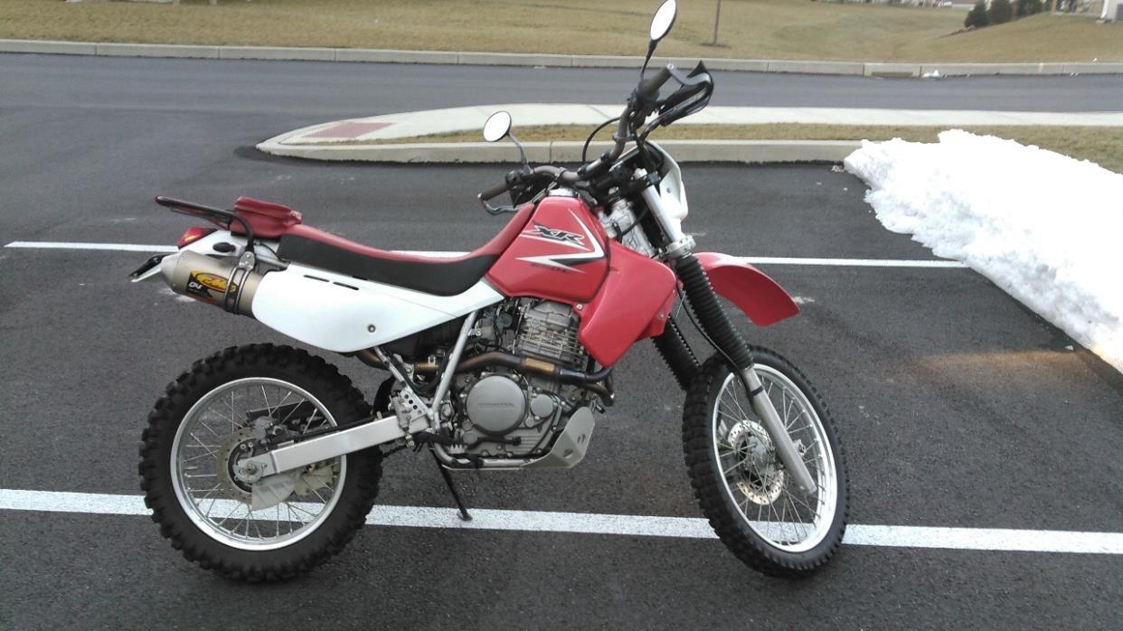 2009 Honda XR 650L