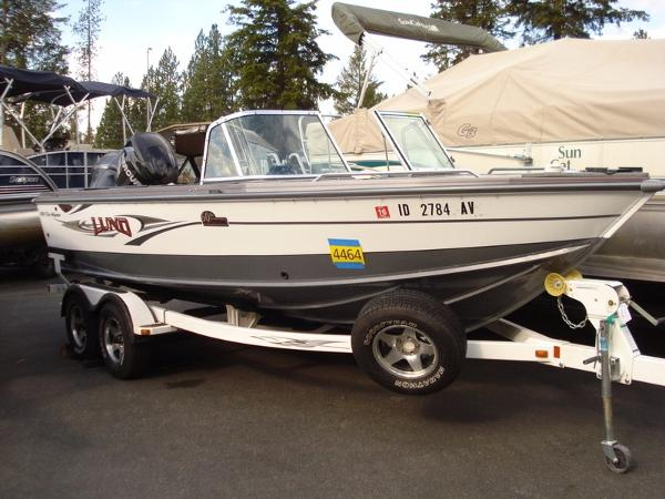 Lund 1950 Tyee Boats for sale