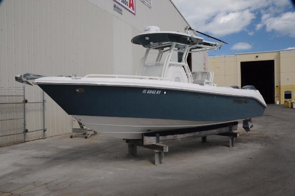 2007 Everglades 240CC