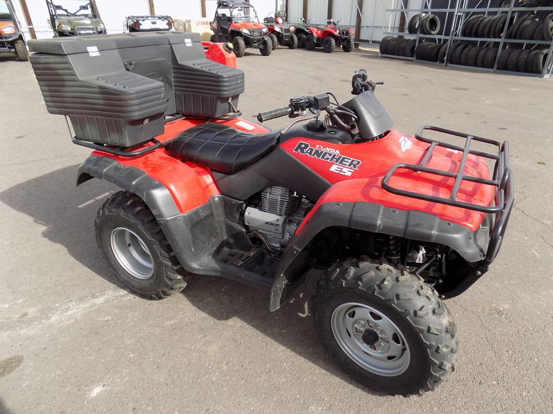 2002 Honda Rancher 350 Motorcycles For Sale
