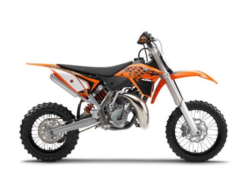 2013 KTM 65 SX