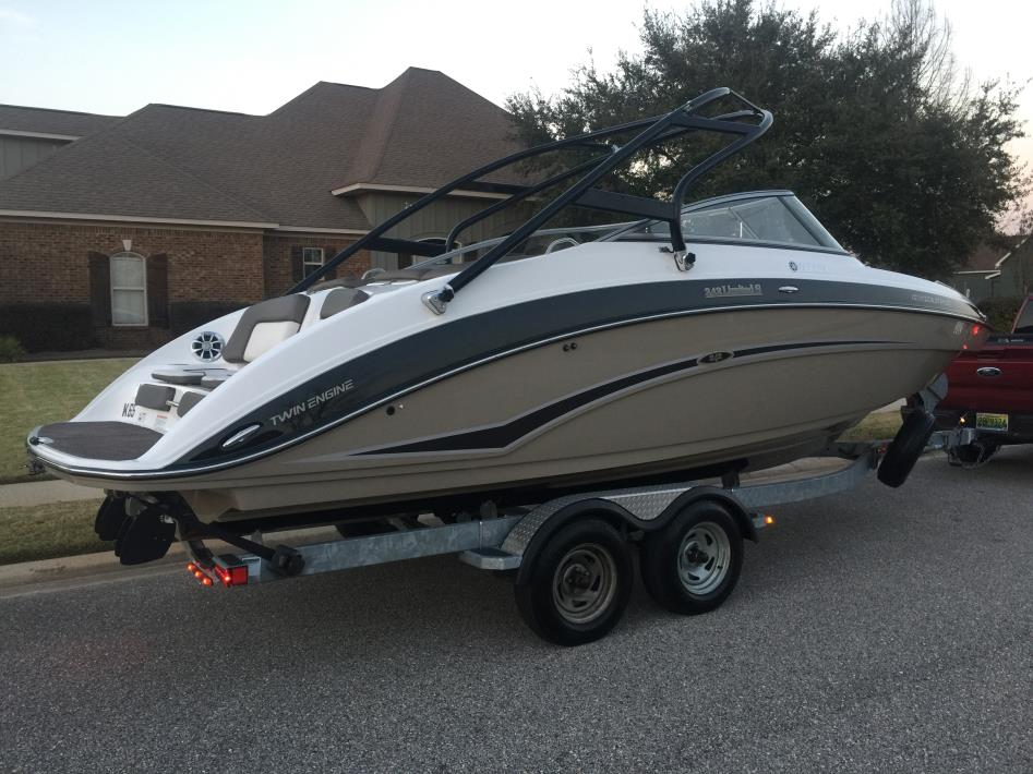 Yamaha limited s boats for sale in alabama for Yamaha dealers in alabama