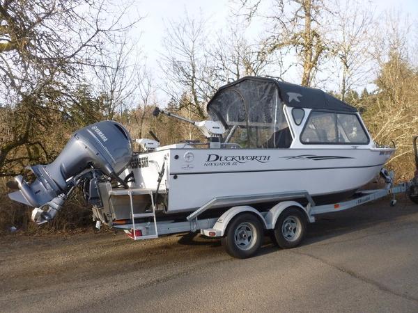 2015 Duckworth Pacific Navigator 215/215 SE
