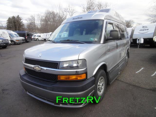 2008 Roadtrek 170 Popular
