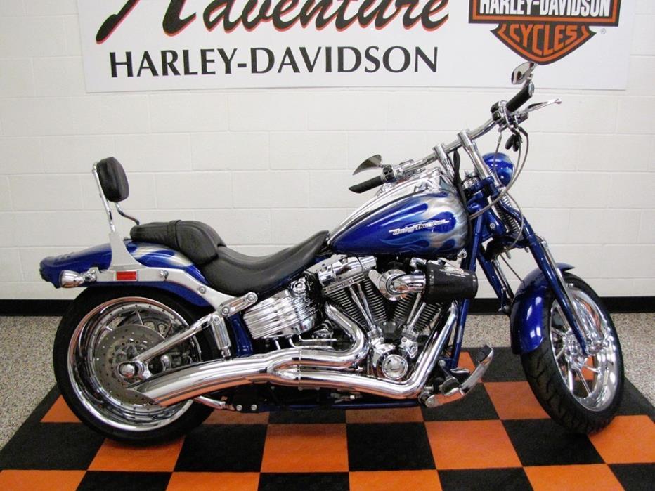 2009 Harley-Davidson CVO Softail Springer FXSTSSE