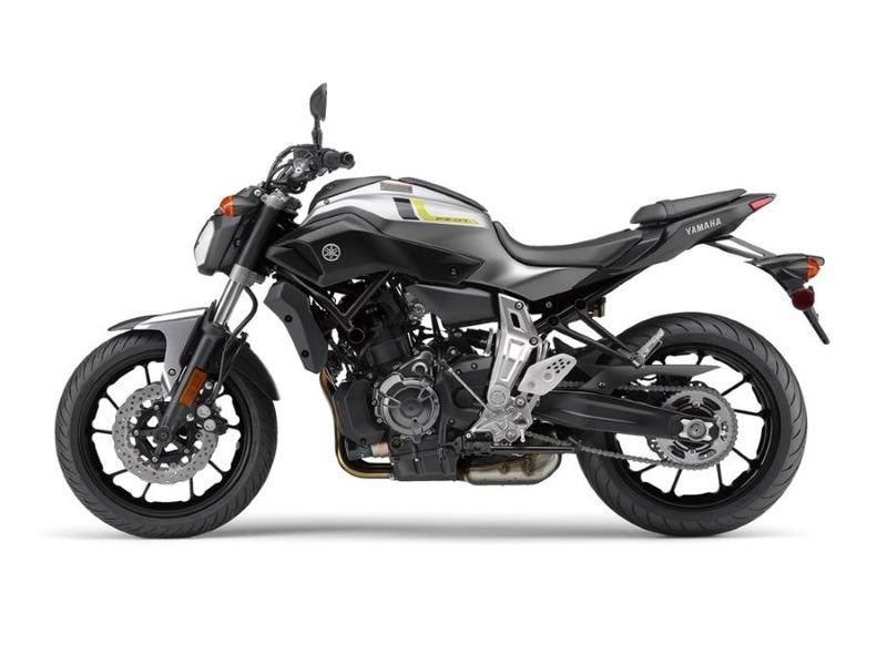 2017 Yamaha FZ-07