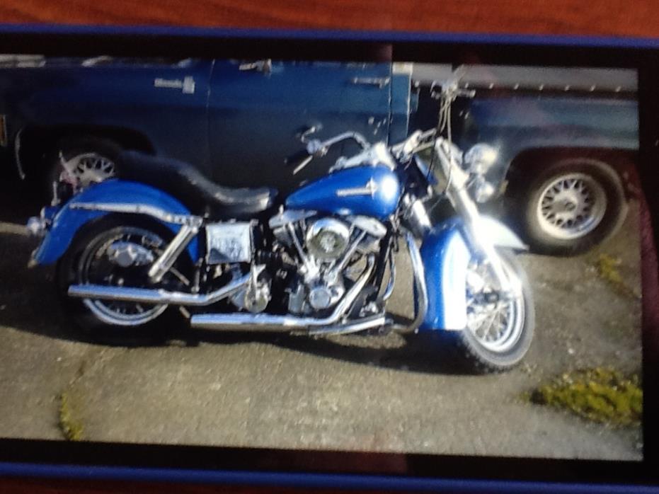 1975 Harley-Davidson ELECTRA GLIDE STANDARD