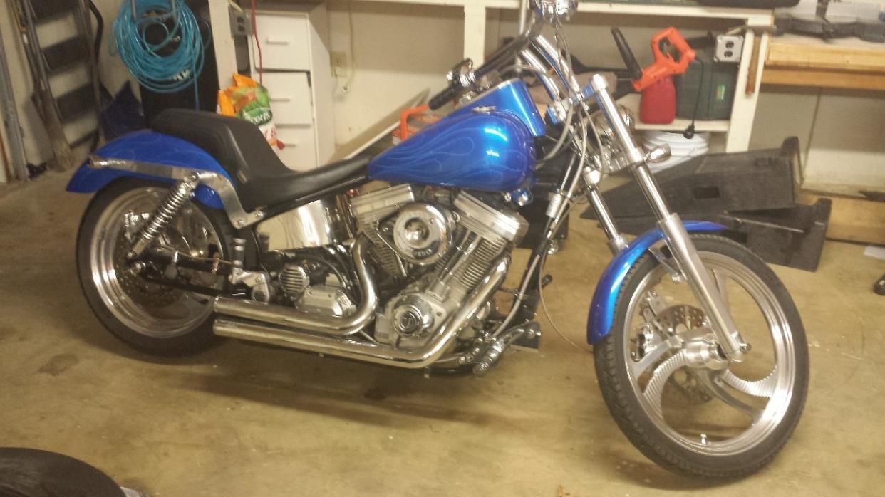 2001 Titan Motorcycle Co. PHOENIX RM
