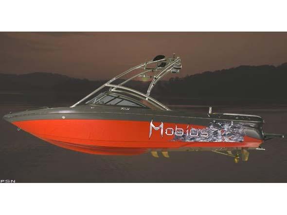 2009 Moomba Mobius XLV