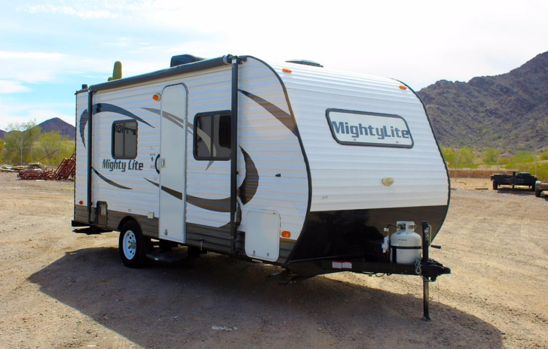 2015 Pacific Coachworks MIGHTY LITE M14RBS