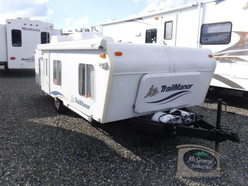 2005 Trailmanor TrailManor 2720SL