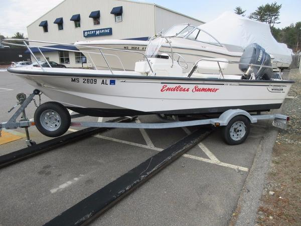 2005 Boston Whaler 17' Montauk