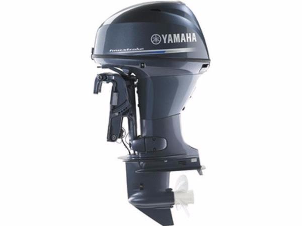 2017 Yamaha Marine F40LA