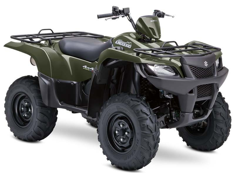 2013 Suzuki KingQuad 500AXi Power Steering