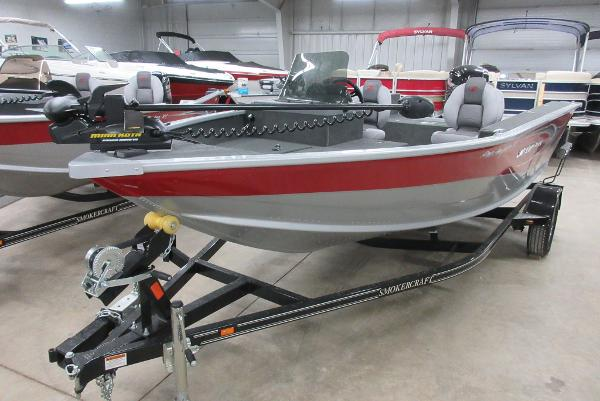 2017 Smoker Craft 171 Pro Angler XL
