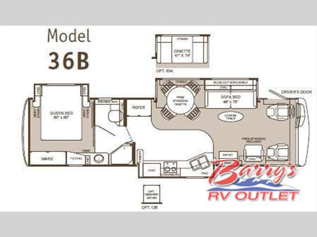 2004 Fleetwood Rv Floor Plans