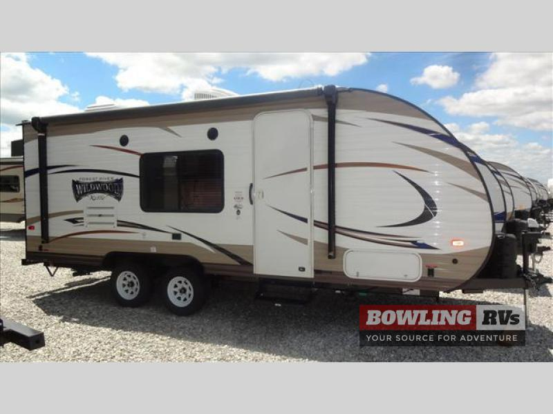 2017 Forest River Rv Wildwood X-Lite 201BHXL