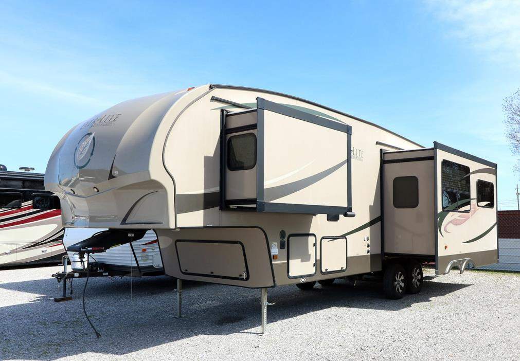 2012 Evergreen Rv EVERLITE 32RL-5