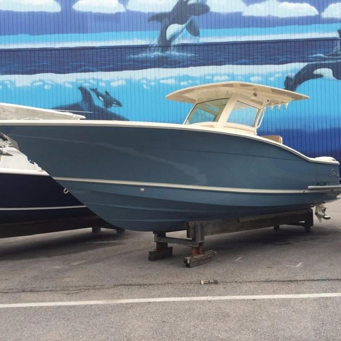 2016 Scout Boat Company 320 LXF