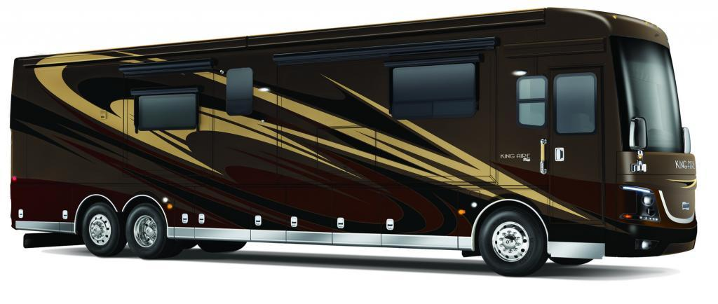 2017 Newmar King Aire 4553