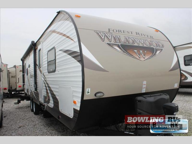 2017 Forest River Rv Wildwood 27RLSS