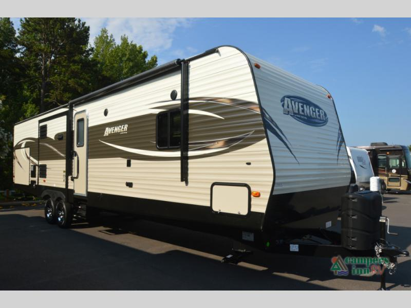 2018 Prime Time Rv Avenger 32BIT