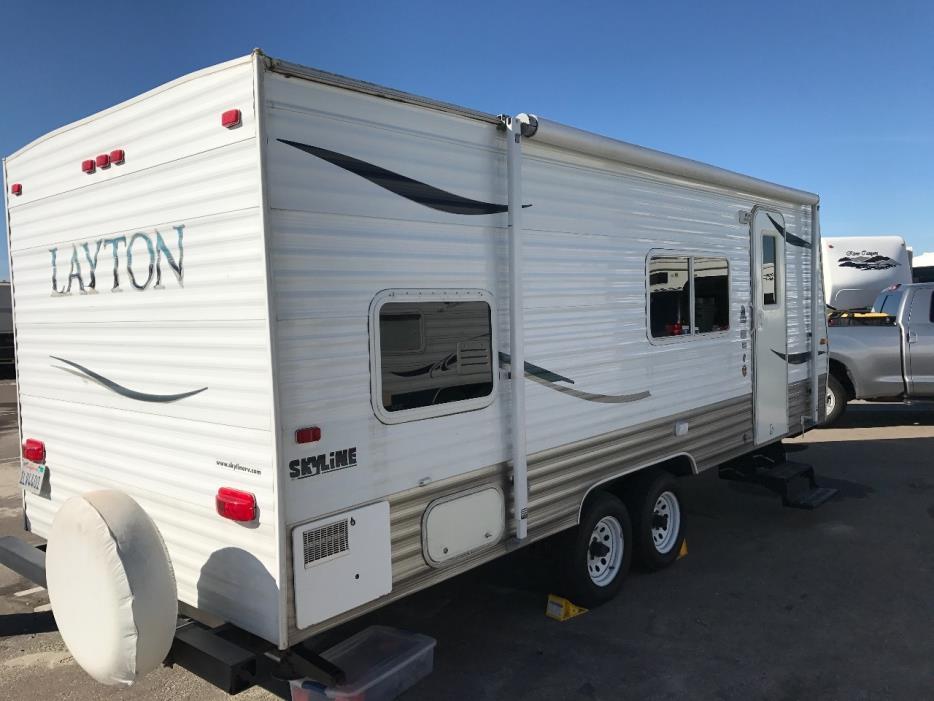 Skyline Layton Rvs For Sale In California