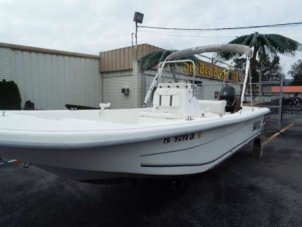 2008 Carolina Skiff 218 DLV Elite