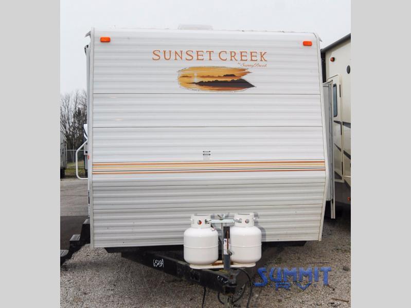 2007 Sunnybrook Sunset Creek 279RB
