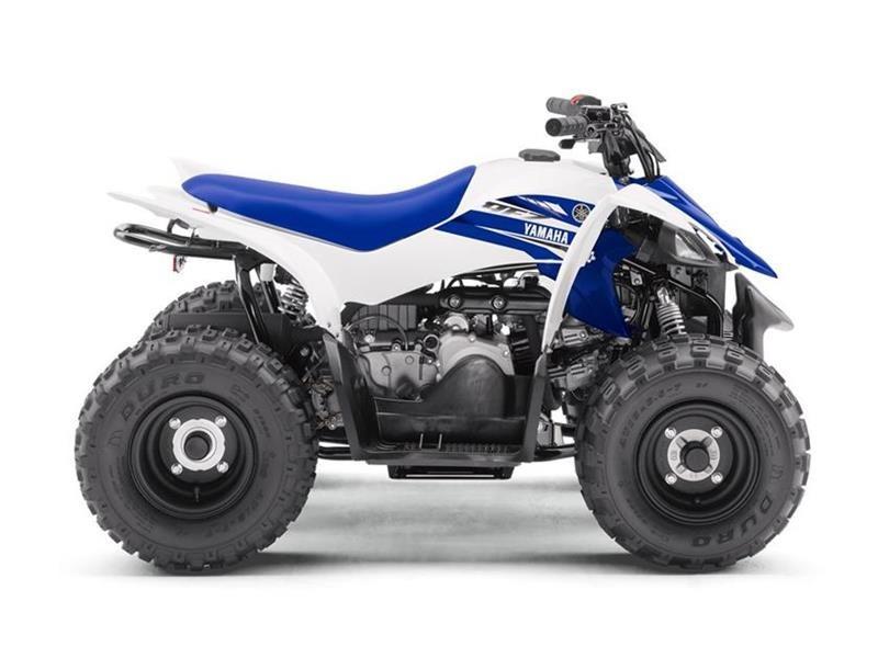 2017 Yamaha Motor Corp., Usa YFZ50