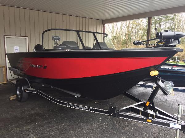 2017 Starcraft Superfisherman 186 DC