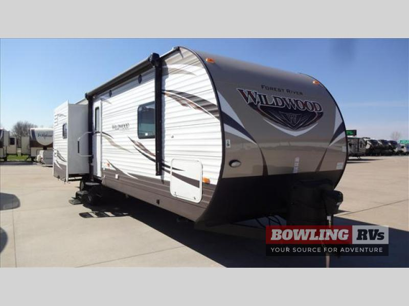 2017 Forest River Rv Wildwood 31BKIS