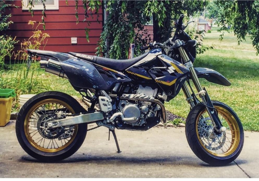 Drz 400 Sm Mod Motorcycles for sale