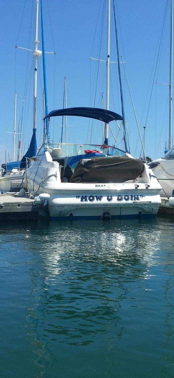 2000 Monterey Cruiser