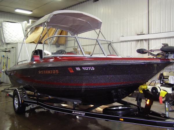 2014 Stratos 386 XF