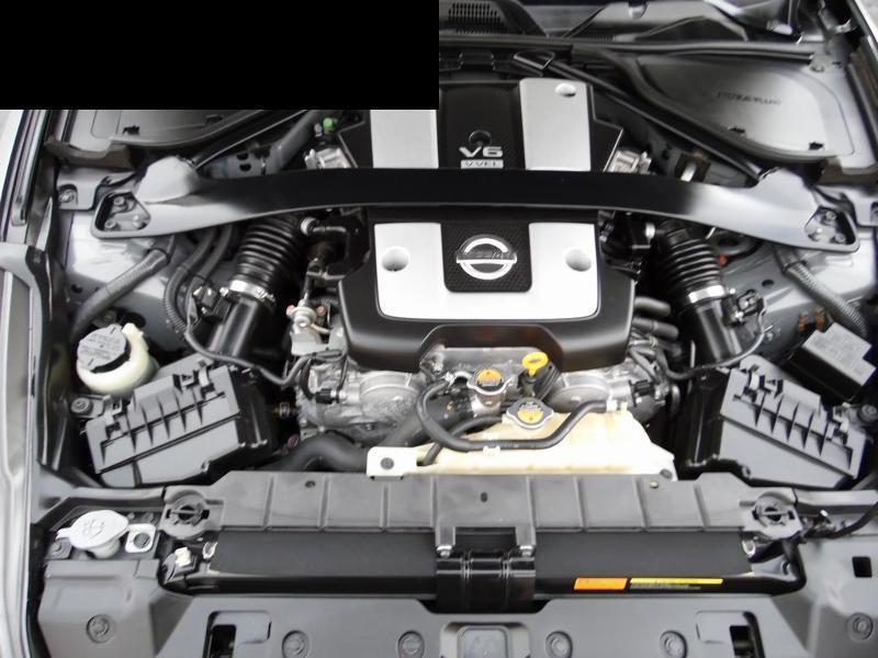 2012 Nissan 370Z Roadster