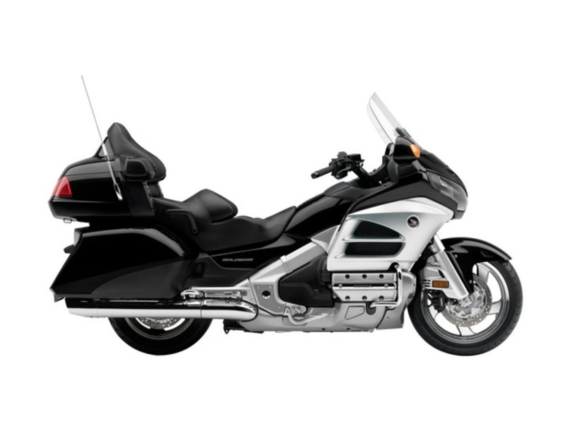 2012 Honda Gold Wing Audio Comfort Navi XM ABS