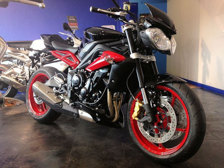triumph street triple motorcycles for sale in new jersey. Black Bedroom Furniture Sets. Home Design Ideas