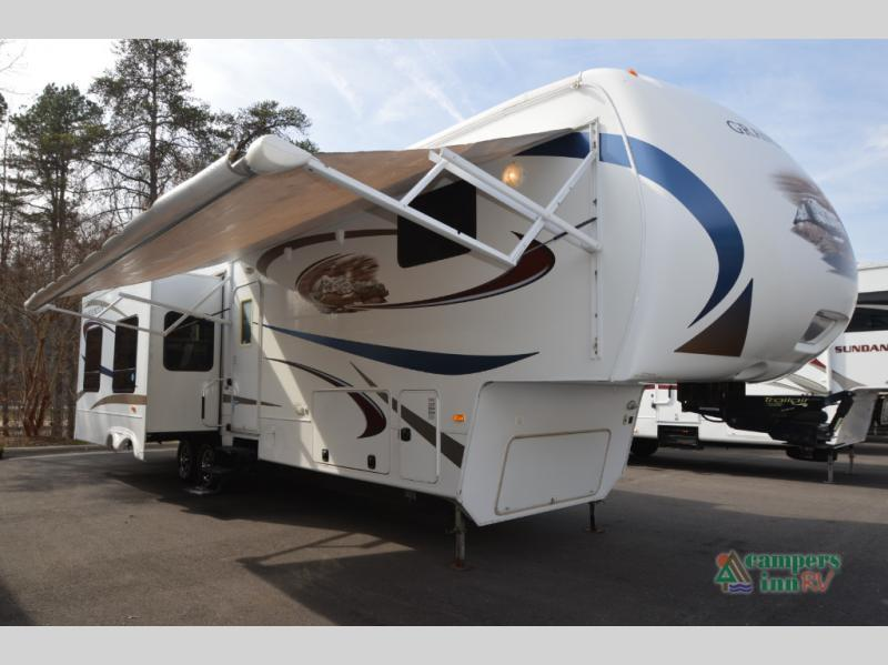 2010 Dutchmen Rv Grand Junction 350RE